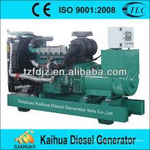 Hot sale!! 280kw volvo open type generator sets