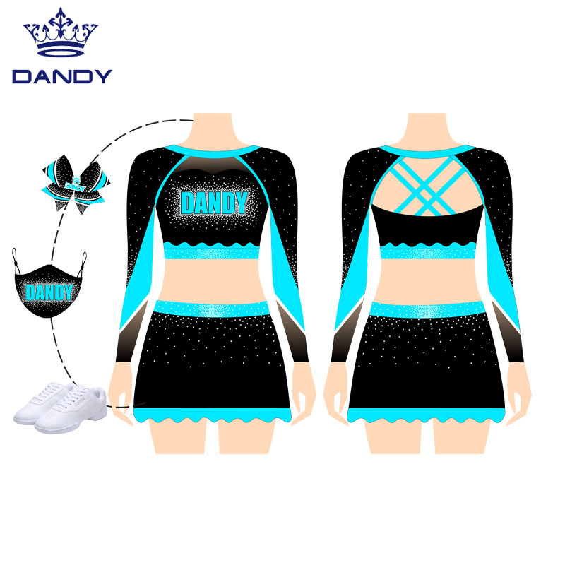 fly away cheer skirts