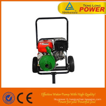 pompe à eau portable 2,5 pouces manul silencieux centrifuge haute pression essence