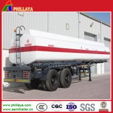 Heavy Duty Double Axle Water Tank Trailer Water