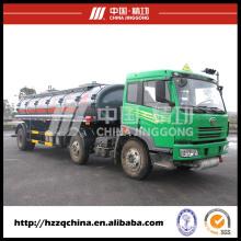 10715X2490X3100mmquímica Petroleiro Líquido (HZZ5251GHY) para venda