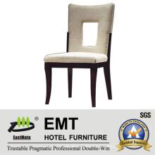 Специальный стул отеля с сильной деревянной рамой (EMT-HC22)
