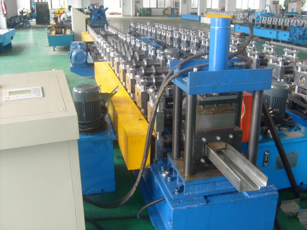 Yibo Machinery Roller Shutter Door Making Forming Machine