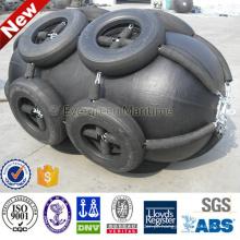 Pára-choques de borracha marinhos pneumáticos do barco de pesca para o fuzileiro naval, doca, porto, embarcação