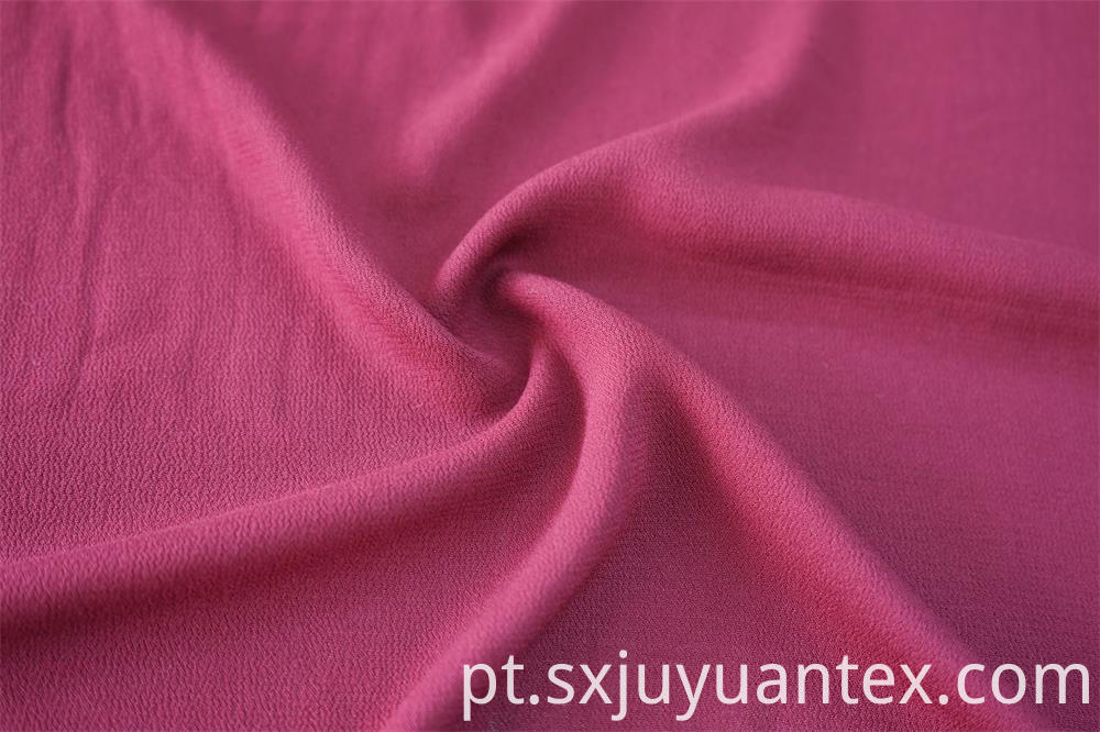 40S Rayon High Twist Dyed Fabric