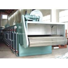 Máquina de secador de cinta de malla de vegetales