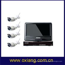caméra vidéo numérique sans fil WIFI NVR KIT dvr caméscope avec vision nocturne