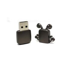 Personajes de dibujos animados lindo Disco USB de metal de aleación de zinc