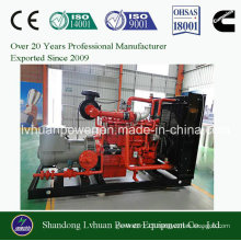 Ce Approved 20kw 30kw 40kw 50kw 100kw Biomass Gas Generator Set or Genset