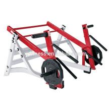 Nomes de equipamentos de fitness Squat Lunge / famosa máquina de força de martelo para fins comerciais