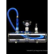 Cigarro eletrônico do vidro de cigarro, projeto novo Cachimbo de vidro do Shisha com transporte rápido
