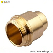 OEM/ODM Precision CNC Brass Turned Parts