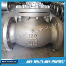 "150lbs-1500lbs 2""-24"" Cast Stainless Steel Swing Check Valves A216 Wcb Wc6 CF8m"