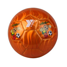 Ballon officiel de football de petite taille de ballon de football en gros de conception plus tard pour la vente promotionnelle