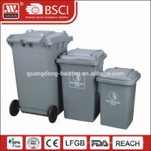 Отель resterant открытый пластиковые урны для мусора 30 Л 60 Л 80 L 120L 240 Л