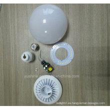SKD / CKD lámpara LED con precios baratos