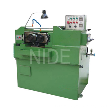 Shaft Thread Rolling Machine Spindle Making Machine