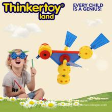 Jouet animal éducatif intéressant pour les enfants Platitic Bird