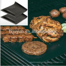 "PFEA-livre PTFE Non-stick churrasco Grill Mat - 13 ""x15.75"", 0.20 milímetros"