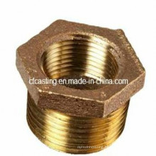 Brass/Bronze/Copper Fittings and Bushings by CNC Machining