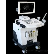 DW-370 chine médical échographe machine échographe scanner prix