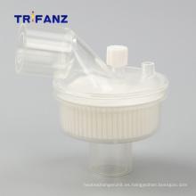 Filtro desechable de intercambio de calor y humedad Filtro Hme