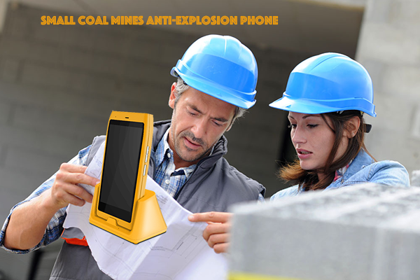 Small Coal Mines Anti-explosion Phone