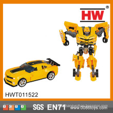 Intelligence Building Block Toy Transform Car