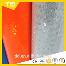 High intenstiy grade Microprismatic square reflective sheeting