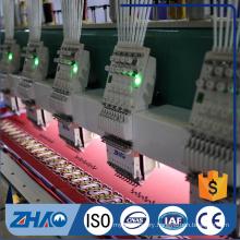 ZHAOSHAN 618 high speed computer embroidery machine 1200 RPM speed