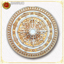 Light-Weight Artistic 3D Medallion for Home Decoration (BRP11-965-F1)