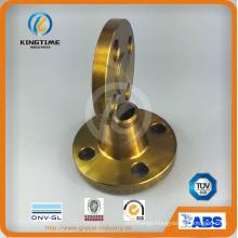 Carbon Steel Flange Wn A105n Forged Flange to ASME B16.5 (KT0109)