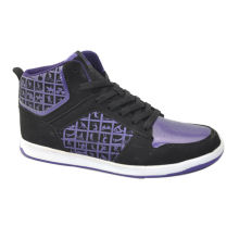 Nouvelle mode chaussures de skateboard de loisirs / chaussures hommes skate 2012
