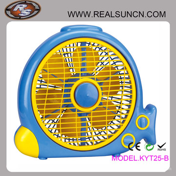 10inch Box Fan com design bonito