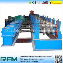 Reboque de venda quente e máquina de formação de rolo de guarda de três ondas