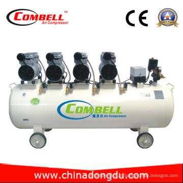 Compressores de ar isentos de óleo de baixo ruído CE (DDW200 / 8A)