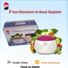 Handsome New Style DIY Fruit Facial Mask Making Machine