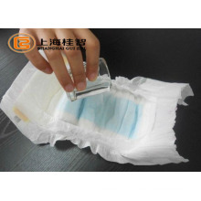 matéria prima não tecida da filamentação dos PP / pla do tecido para a amostra grátis do tecido do bebê