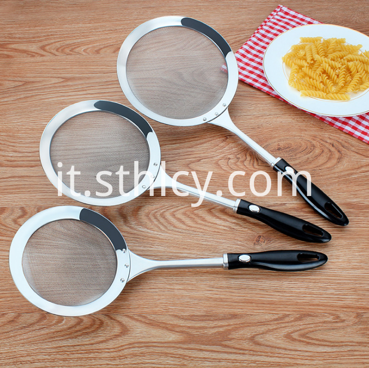 Leakage Filter Spoon