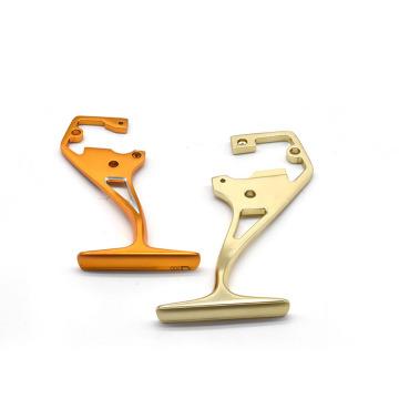 Piezas de forja de latón personalizadas para equipos industriales