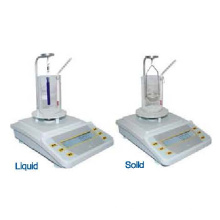 Balance de Densidad Electrónica de Gravedad Específica de Biobase