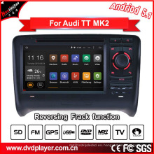 Coche androide DVD GPS para Audi Tt GPS iPod Bluetooth TV