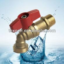 National Hardware Show Booth#4030 Brass Hose Bibb,HBV050 copper faucet water valves