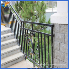 China Professional Supplier High Quality Outdoor Iron Stairs Fence