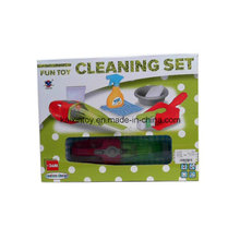 Juego de limpieza con juguetes para niños Toys of Children