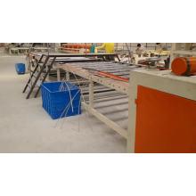 Best quality gypsum board PVC laminating machine