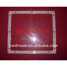 Silicone Rubber Flat Silicone Clear White Silicone Gaskets
