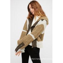 Ultra Cozy Sheep Sweater Jacket