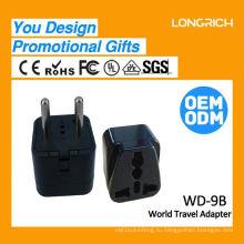 Многофункциональный разъем для подключения розетки 230 В с USB-адаптером, электрическая розетка ce rohs одобрена
