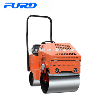 0.8 Ton Ride on Double Drum Small Vibratory Roller (FYL-860)